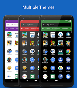My Drawer – Smart & Organized Place for Your Apps MOD APK V2.0.5 – (Premium Unlocked) 3