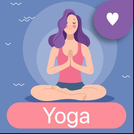 Learn Yoga icon
