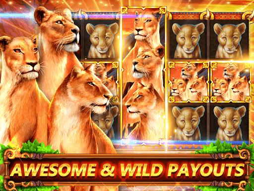 Slots FREE: Great Cat Slotsu2122 Casino Slot Machine 1.55.9 screenshots 12