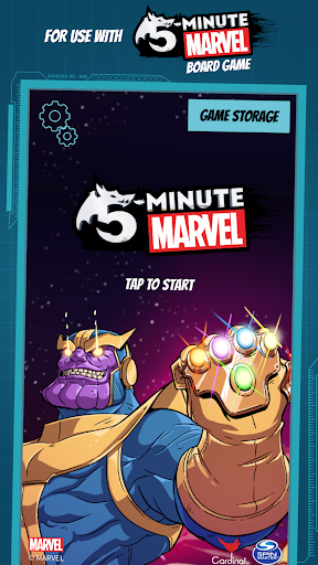 Five Minute Marvel Timer 1.01 de.gamequotes.net 1