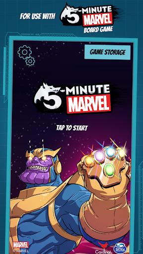 Télécharger Gratuit Five Minute Marvel Timer APK MOD (Astuce) screenshots 1