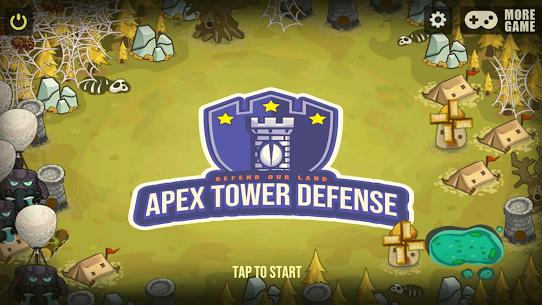 Apex Tower Defense MOD (Unlock All Towers/Gems/Stars) 1