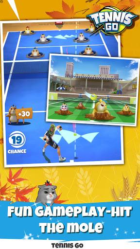 Tennis Go : World Tour 3D 0.11.2 screenshots 4