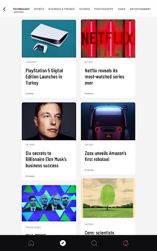 Bundle Breaking News apktram screenshots 10