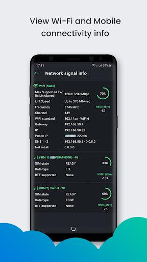 Network Signal Pro apktram screenshots 4