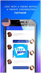 Baixar TextNow Apk Última Versão – {Atualizado Em 2021} 3