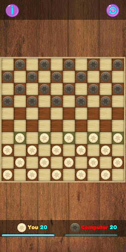 Checkers | Draughts Online 2.2.2.5 Screenshots 4