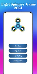 Fidget Spinner Pro 2021 MOD Apk For Android 2
