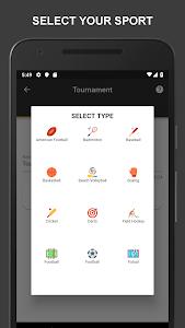 Winner - Tournament Maker App, League Manager 9.13.3