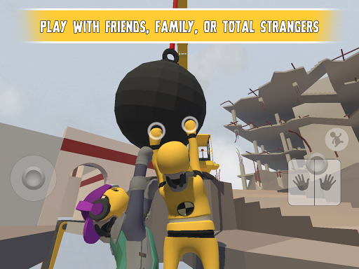 Human: Fall Flat  screenshots 8