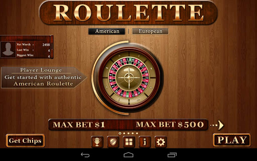 Roulette - Casino Style! 4.32 screenshots 2