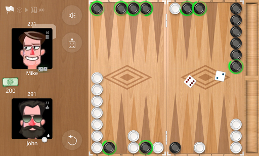 Backgammon Online 1.2.5 Screenshots 3