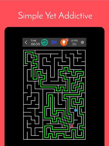 Maze Puzzle 1.1.2 screenshots 8