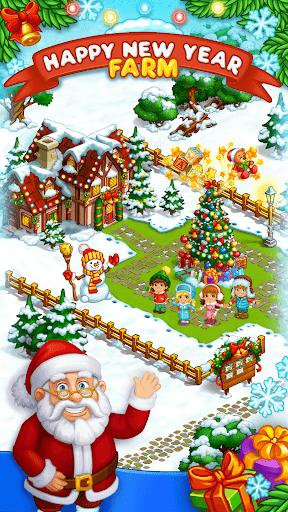 Farm Snow: Happy Christmas Story With Toys & Santa screenshots 2
