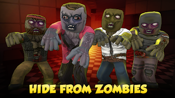 Hide from Zombies: ONLINE