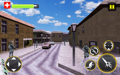 Advance Shooting Game - FPS Sniper Games 1.0 Screenshots 8