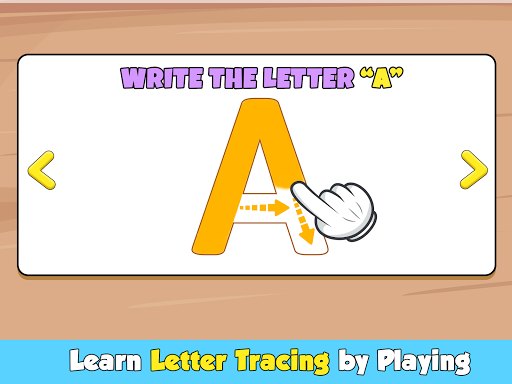 ABC Kids Games - Phonics to Learn alphabet Letters 15.0 screenshots 7