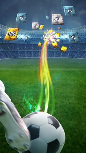 block soccer - brick football screenshot 1