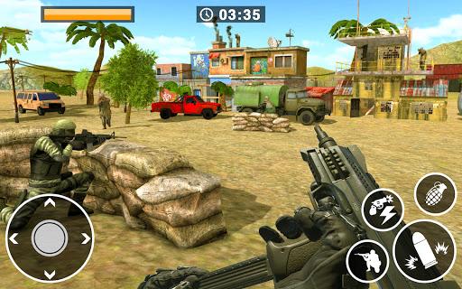 Counter Terrorist Critical Strike Force Special Op 4.4 screenshots 8