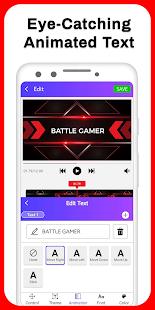 Intro Maker, Outro Maker, Intro Templates 32.0 Screenshots 6