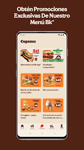 Burger Kingu00ae Mexico 3.18.0 Screenshots 8