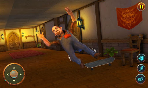 Scary Stranger 3D modavailable screenshots 4