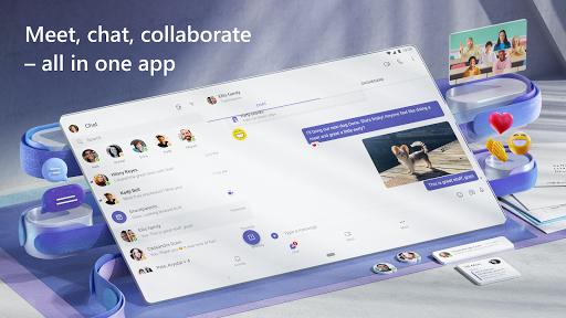 Microsoft Teams apktram screenshots 17