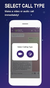 LC Chat 4.0 MOD for Android 3