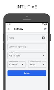 BZ Reminder 2.7.3 Screenshots 5