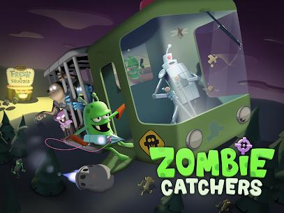 Zombie Catchers MOD (Unlimited Plutonium/Money) 1