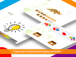 Make It - Create Educational Games & Quizzes