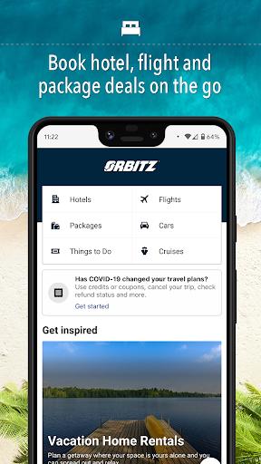 Orbitz Hotels & Flights apktram screenshots 1