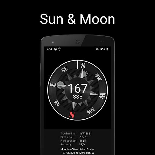 Compass Steel (No Ads) 3.0.2 Screenshots 4