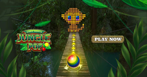 Bubble Shooter: Jungle POP 1.1.0 screenshots 24