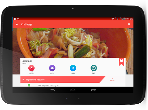 Easy Healthy Recipes for free app 26.5.0 screenshots 17