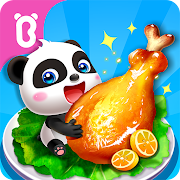 Baby Panda's Magic Kitchen