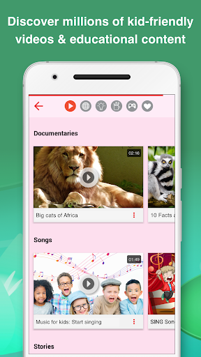 KinderMate Kids Videos 2.2.51 Screenshots 2
