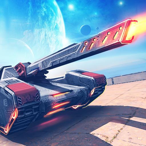 Future Tanks:Action Tank Game