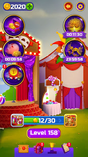 ud83cudfaaCircus Words: Free Word Spelling Puzzle 1.227.5 Screenshots 5