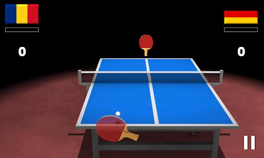 Virtual Table Tennis 3D screenshots 6