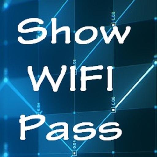 Show Wifi Password - Root