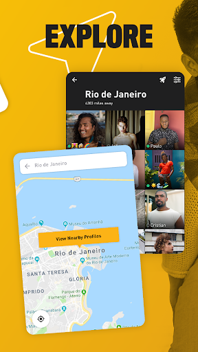 Foto do Grindr - Gay chat