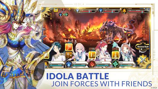 Idola Phantasy Star Saga 1.11.7 screenshots 3