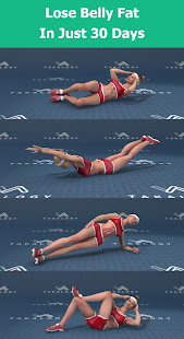 Lose Belly Fat in 30 Days - Abs Workout at Home