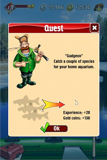 Pocket Fishing  screenshots 12