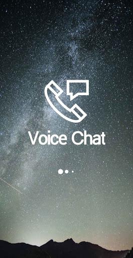 Voice chat random strangers