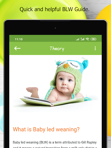 Baby Led Weaning - Guide & Recipes 2.6 Screenshots 15