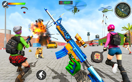 Counter Terrorist Strike : FPS Shooting Game 2021  screenshots 8