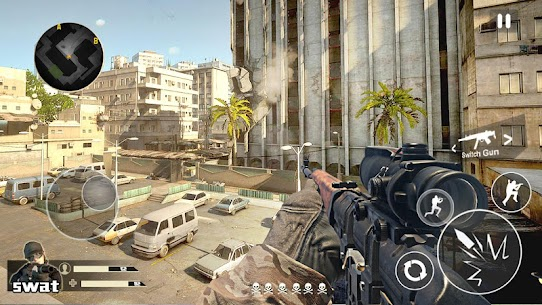 Traffic Sniper Shooter  For Windows 7/8/10 Pc And Mac   Download & Setup 1