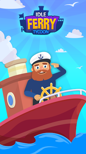 Idle Ferry Tycoon - Clicker Fun Game android2mod screenshots 4